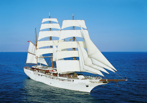 Sea Cloud II - Orientalischer Zauber