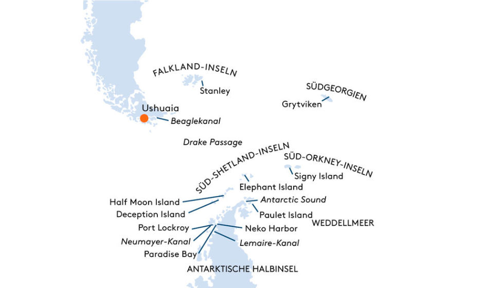 Hanseatic inspiration - Route