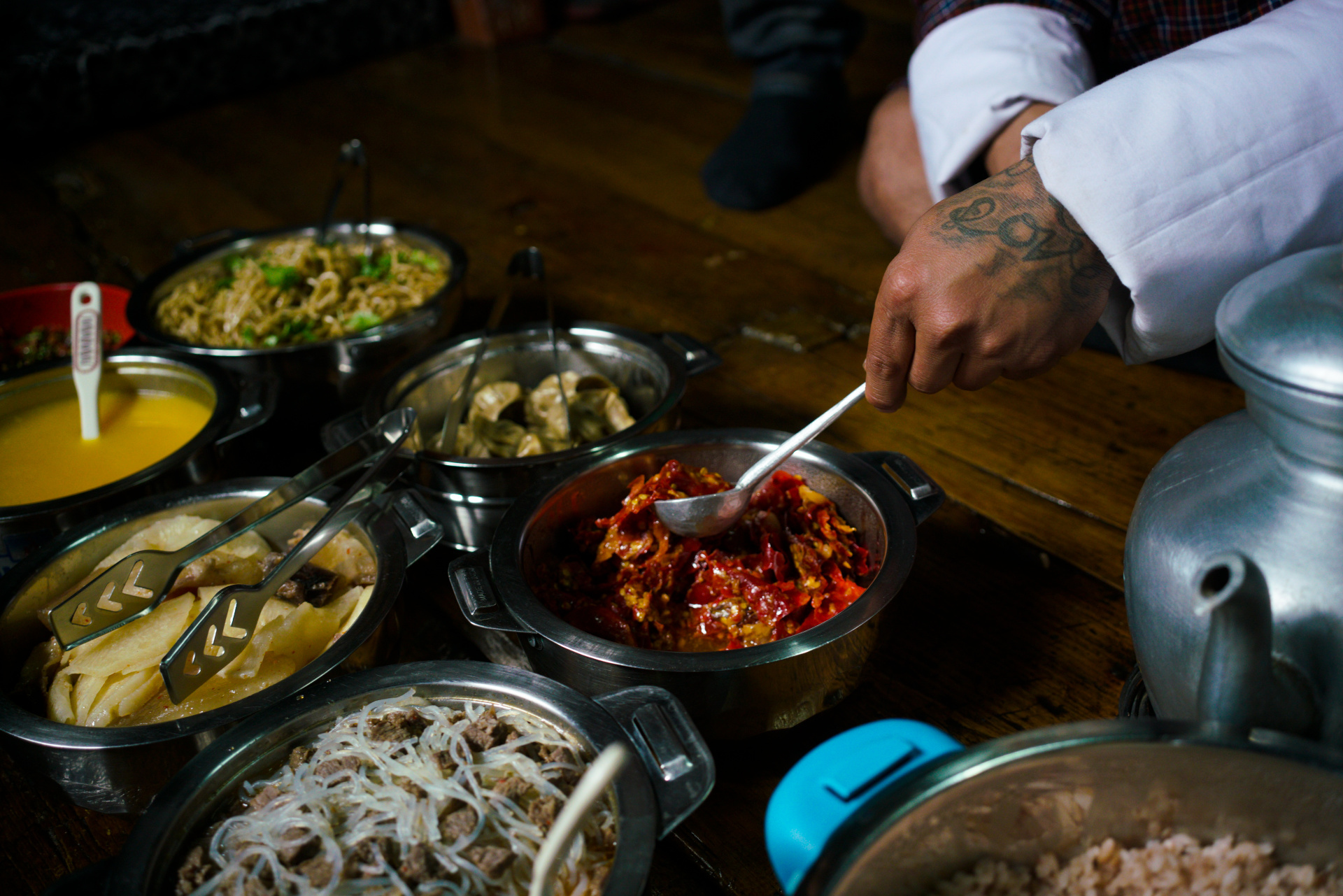 Amankora, Bhutan - Paro Farmhouse Lunch,  Traditional Dishes_Office_17244.jpg